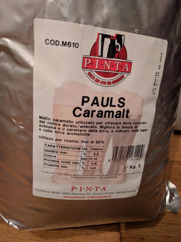 Echange Pauls Maris Otter et Caramalt contre Pale ou Pilsner Pauls_10
