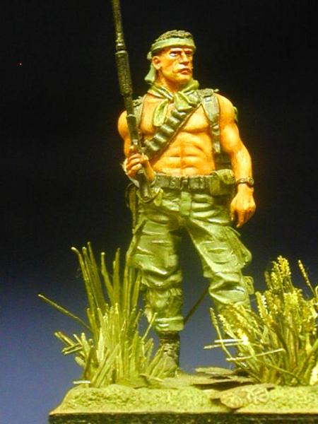Force spéciale U.S/Vietnam - Peddinghaus-1/35. Figure10