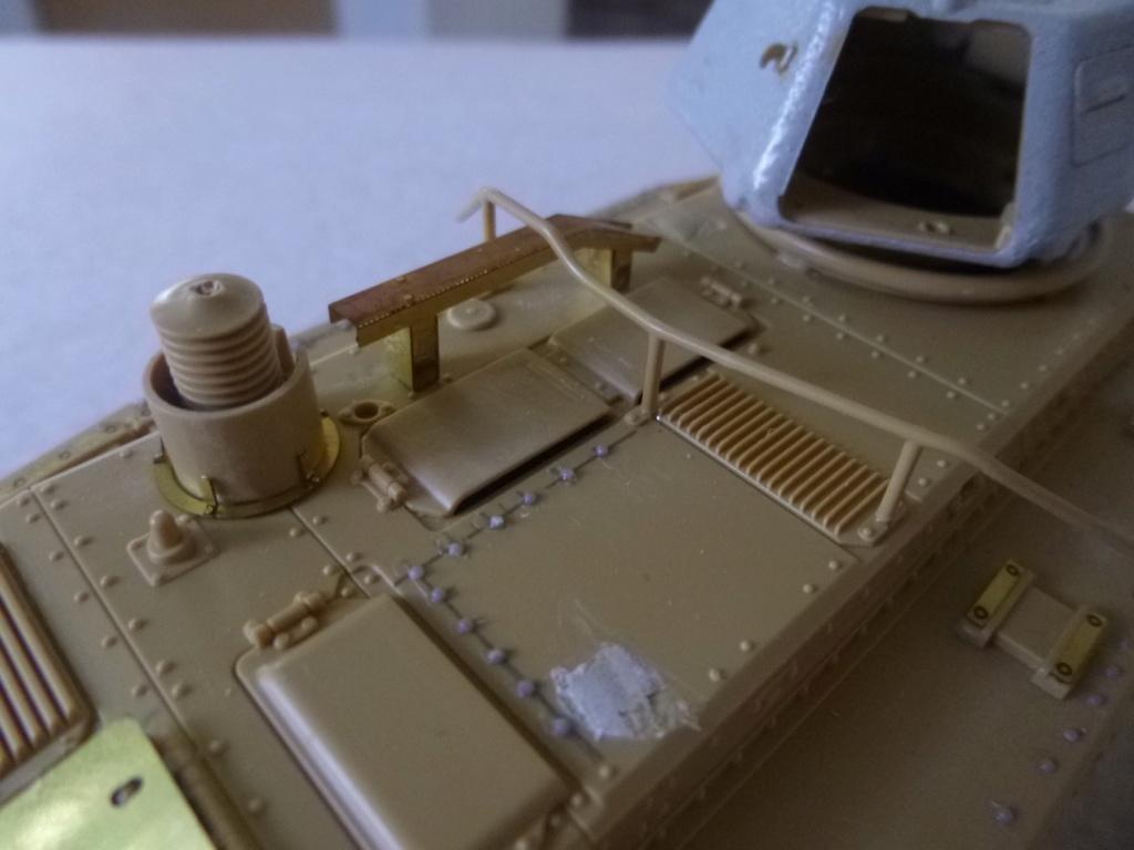 B1BIS Tamiya 1/35 France 1940 P1040442