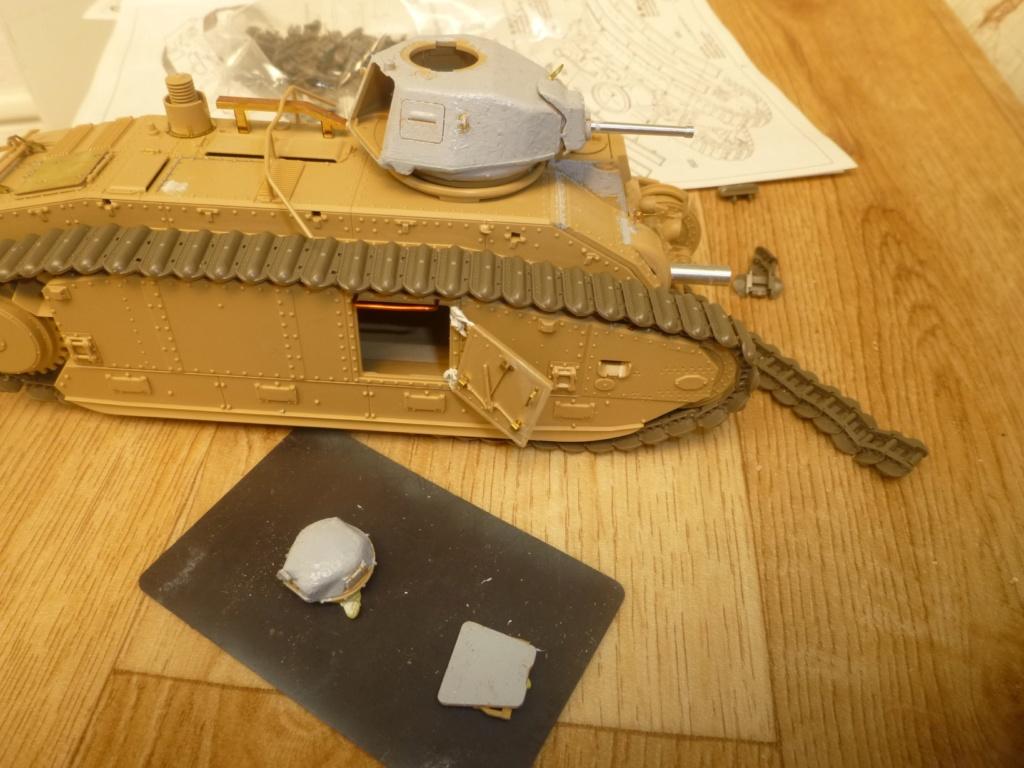 B1BIS Tamiya 1/35 France 1940 P1040445