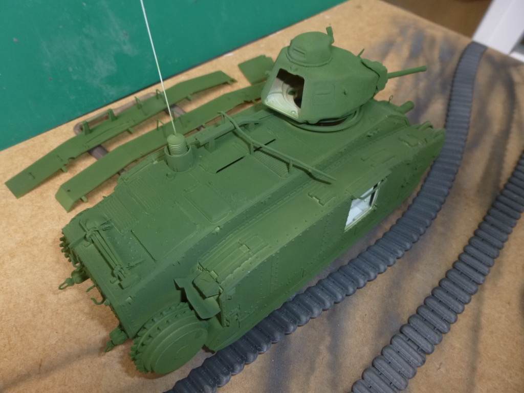 B1BIS Tamiya 1/35 France 1940 P1040512
