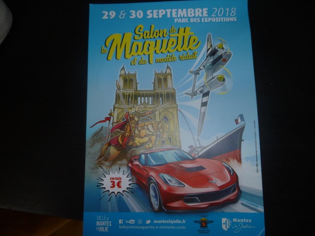 Salon de la maquette et du modèle réduit 29 / 30 septembre 2018 P1040524