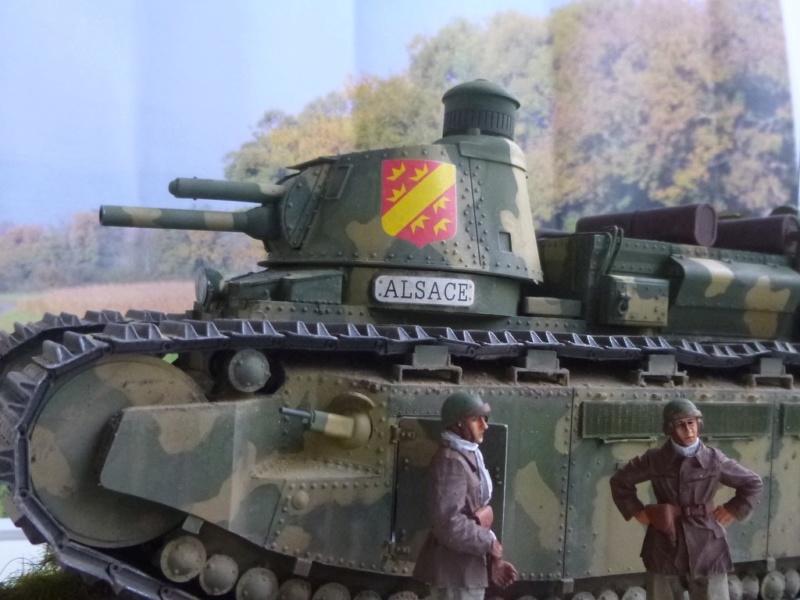 FRANCE 1940 char 2C P1040910