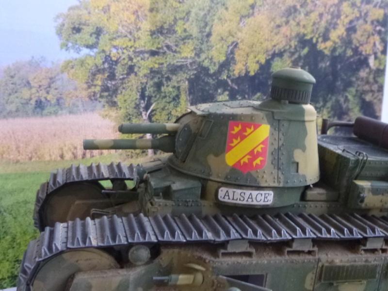 FRANCE 1940 char 2C P1040914