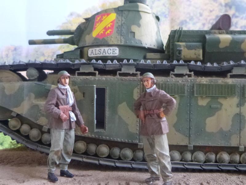 FRANCE 1940 char 2C P1040916