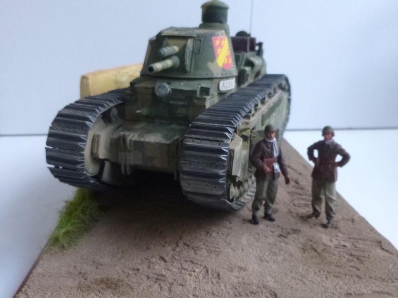 FRANCE 1940 char 2C P1040917