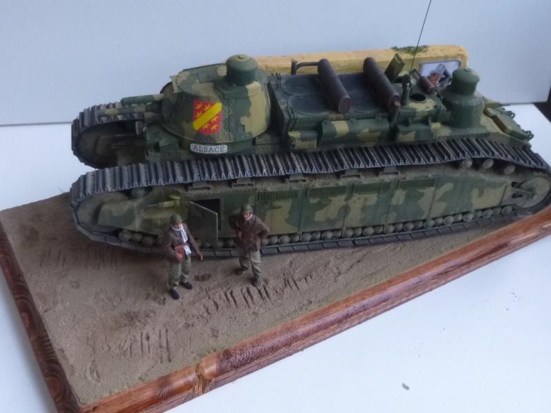 FRANCE 1940 char 2C P1040918