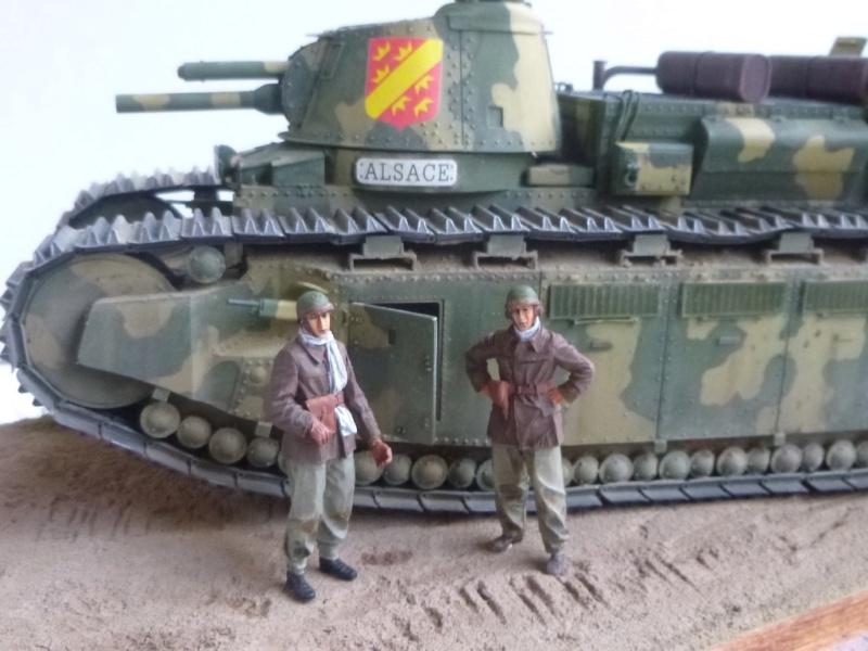 FRANCE 1940 char 2C P1040919