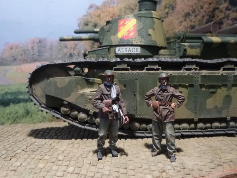FRANCE 1940 char 2C P1040923