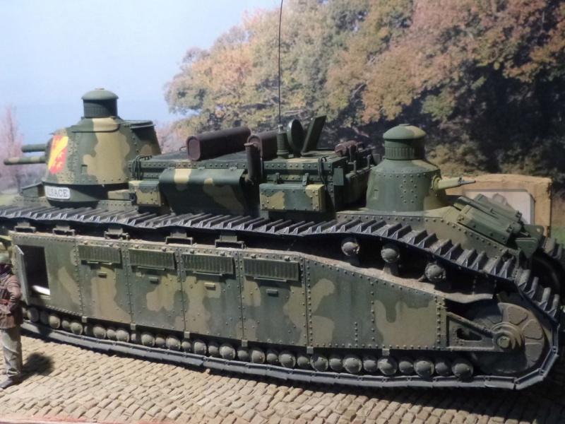 FRANCE 1940 char 2C P1040924