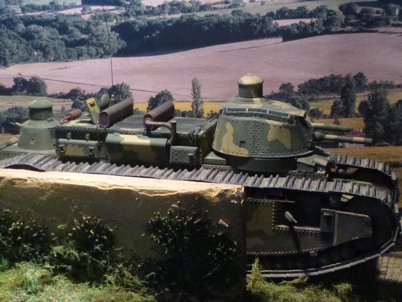 FRANCE 1940 char 2C P1040929