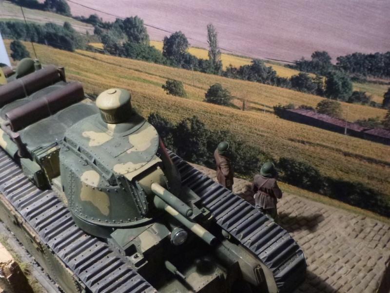 FRANCE 1940 char 2C P1040931