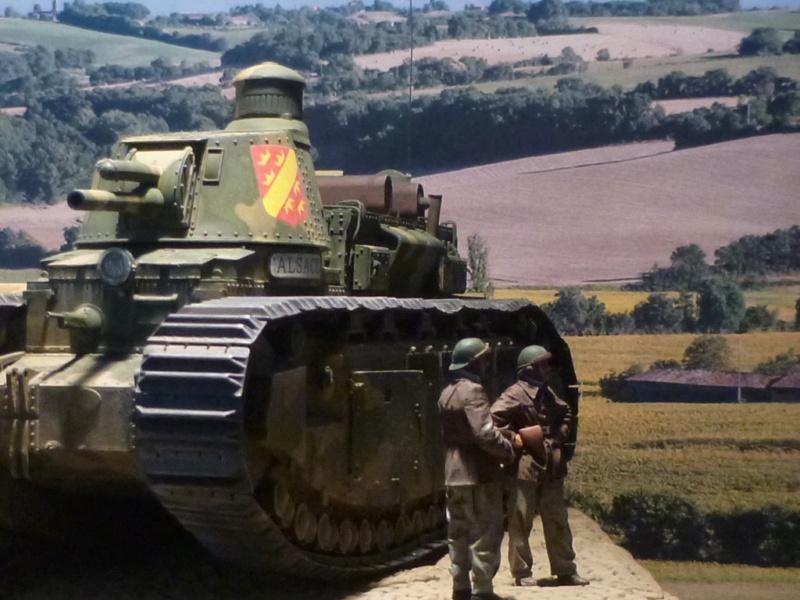 FRANCE 1940 char 2C P1040932