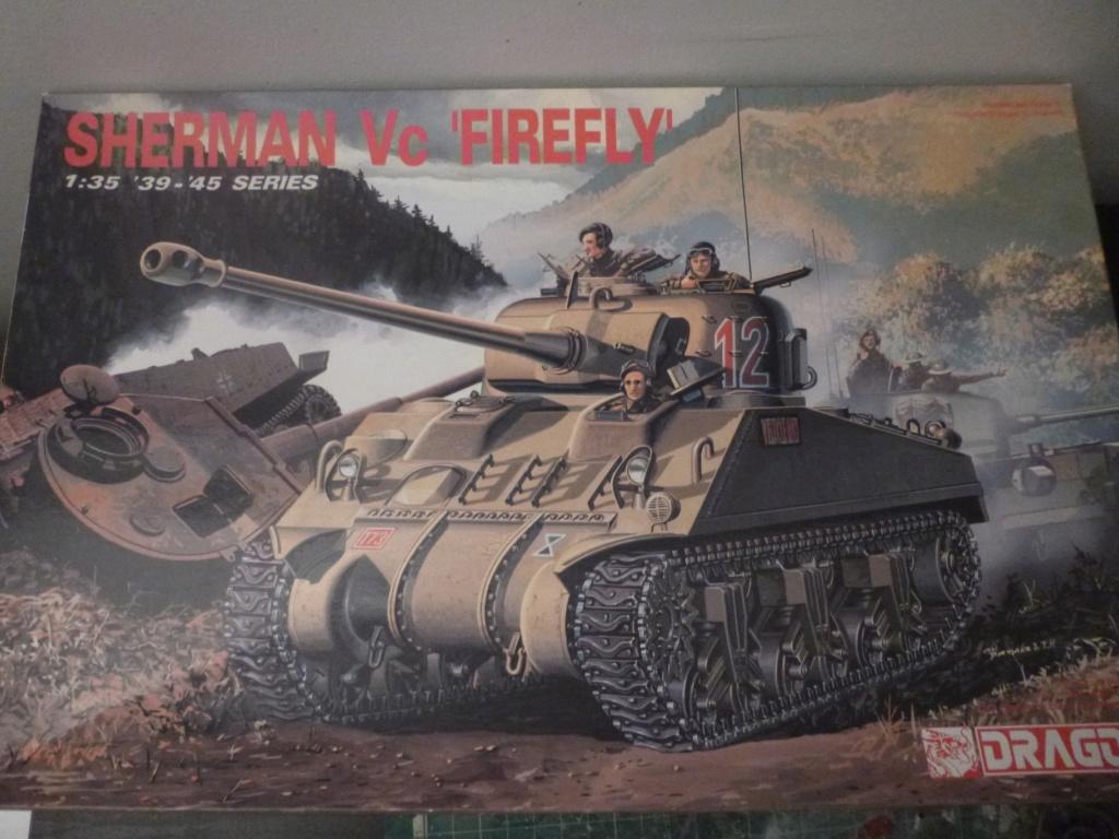 Sherman Firefly Dragon 1/35 P1050510