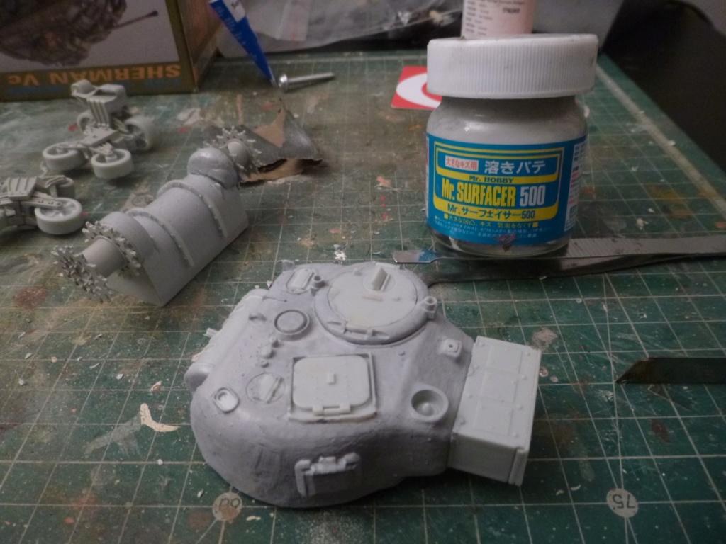 Sherman Firefly Dragon 1/35 P1050513