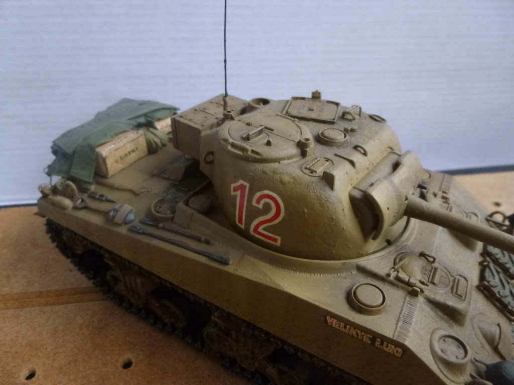 Sherman Firefly Dragon 1/35 P1050547