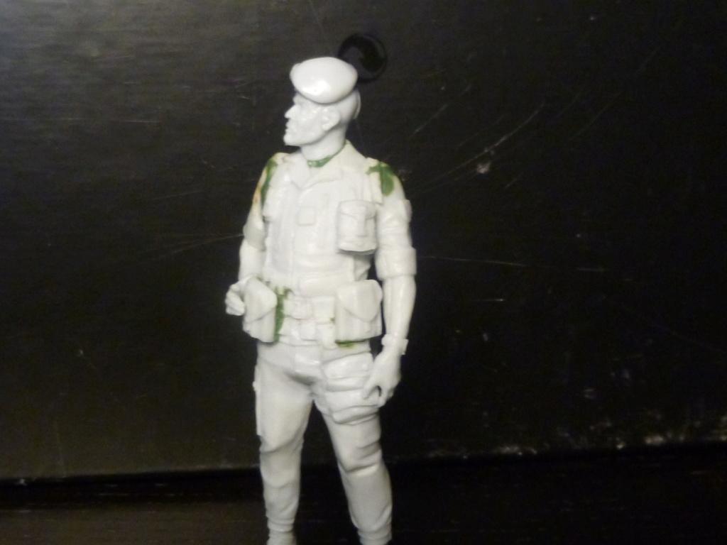 Soldat français -Beyrouth 1982- Atelier Maket 75mm P1050657
