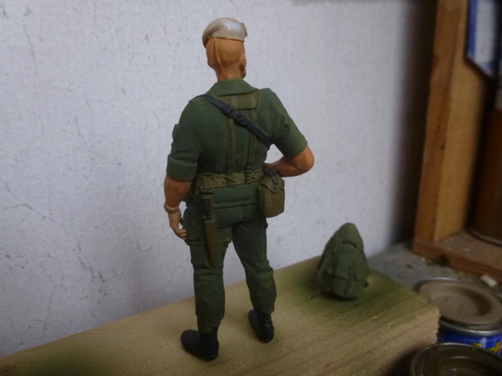 Soldat français -Beyrouth 1982- Atelier Maket 75mm P1050819