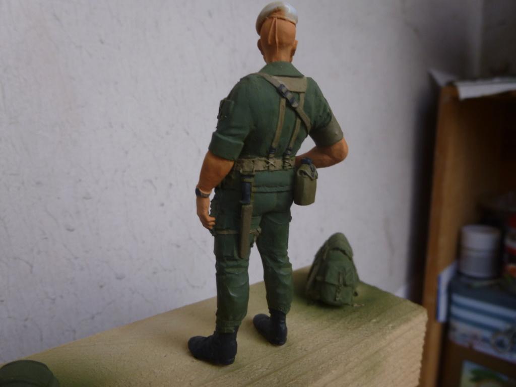 Soldat français -Beyrouth 1982- Atelier Maket 75mm P1050821