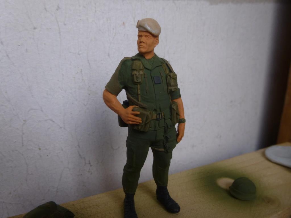 Soldat français -Beyrouth 1982- Atelier Maket 75mm P1050822