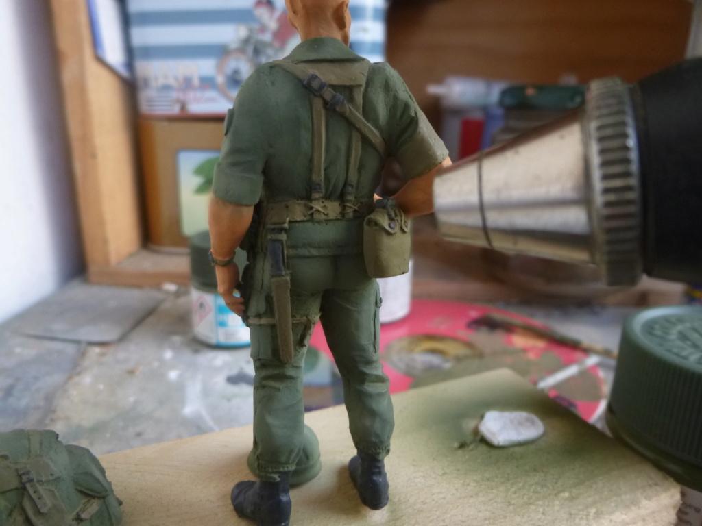 Soldat français -Beyrouth 1982- Atelier Maket 75mm P1050824
