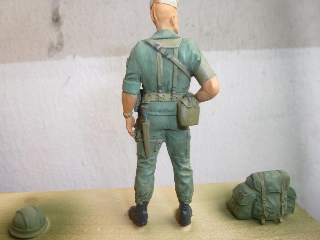 Soldat français -Beyrouth 1982- Atelier Maket 75mm P1050829