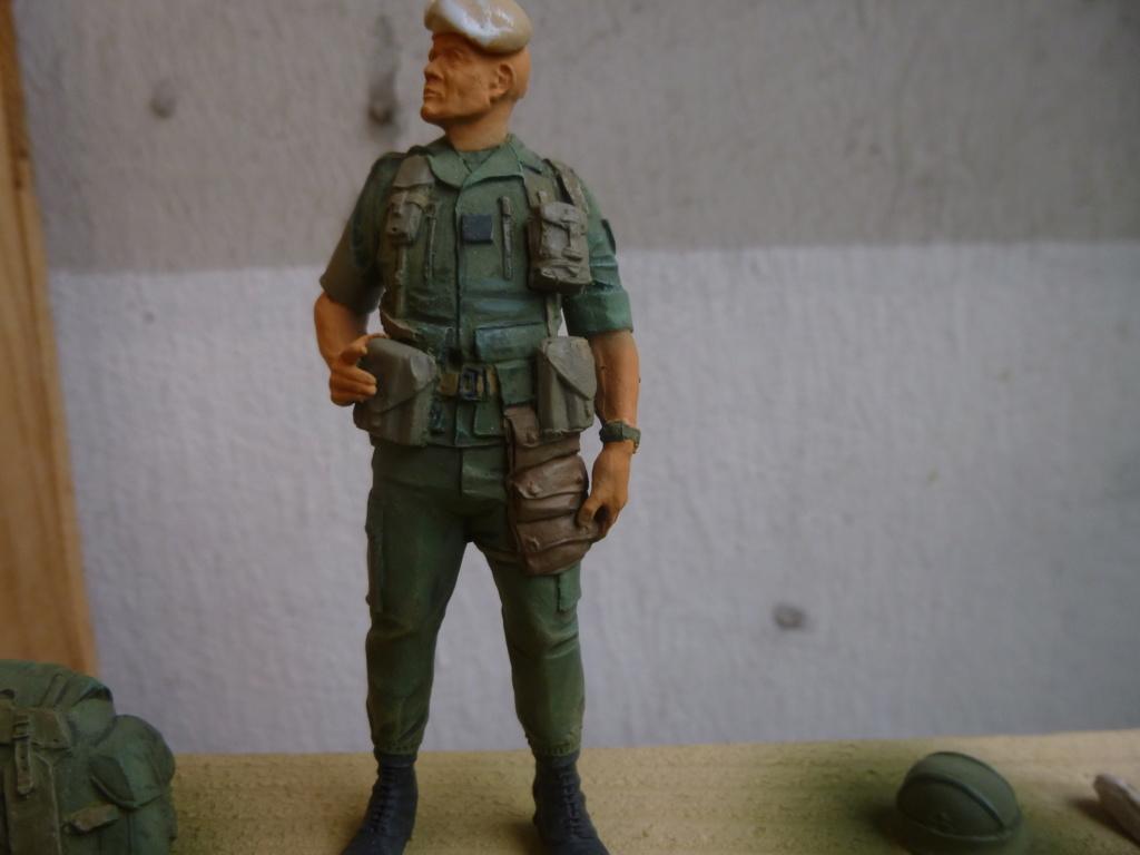 Soldat français -Beyrouth 1982- Atelier Maket 75mm P1050830