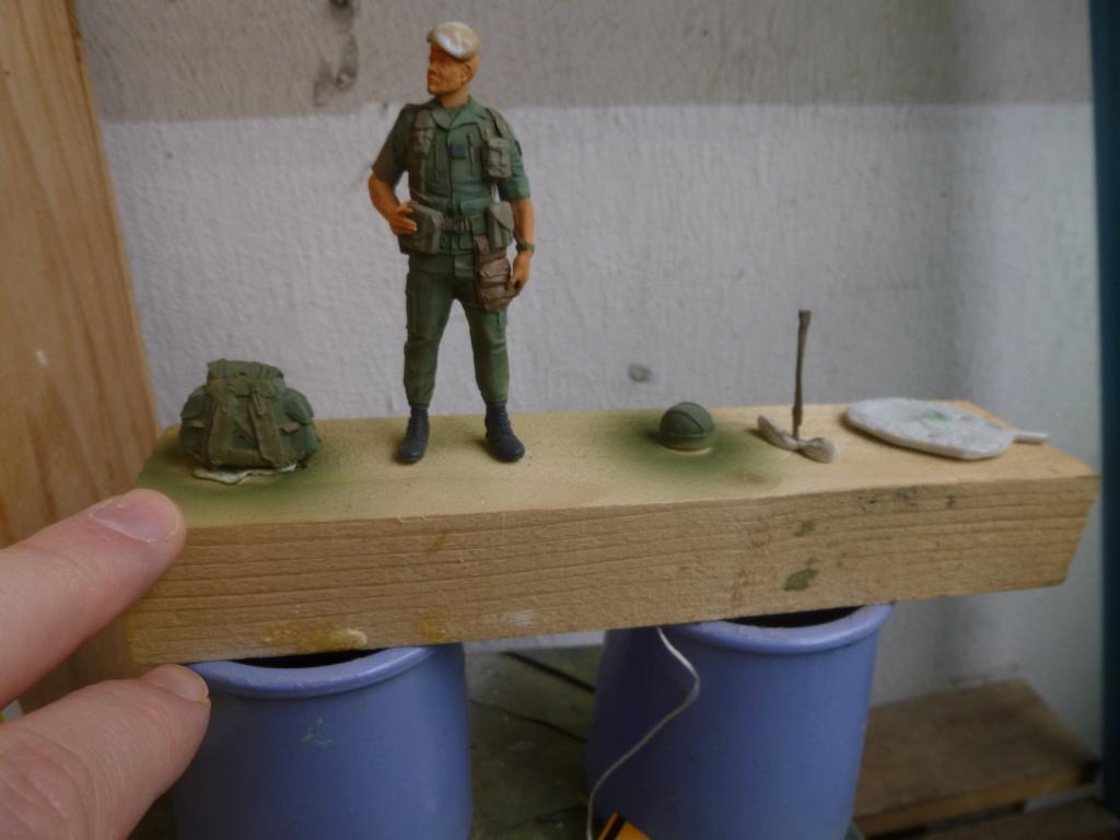 Soldat français -Beyrouth 1982- Atelier Maket 75mm P1050831