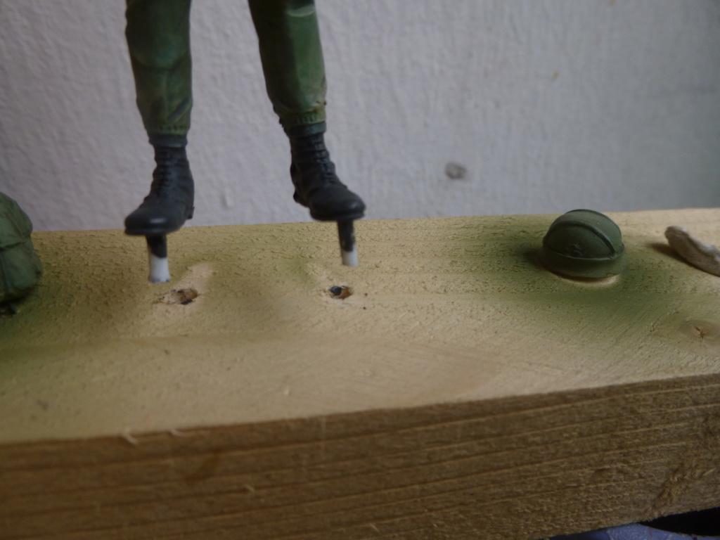 Soldat français -Beyrouth 1982- Atelier Maket 75mm P1050832