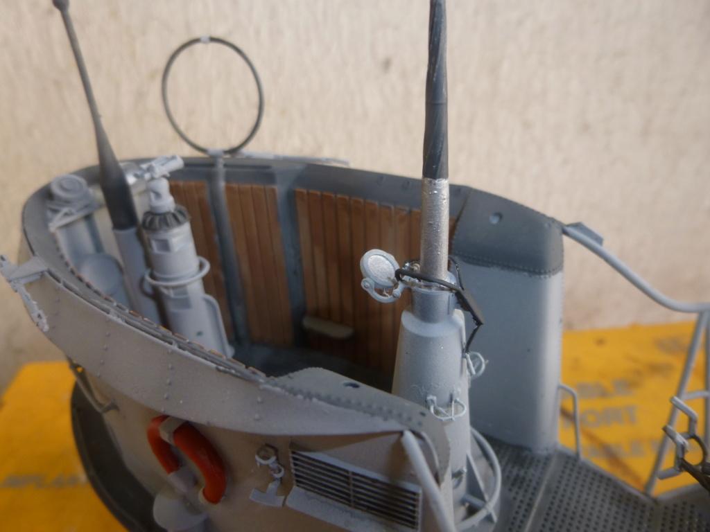 """U-Boot allemand U-69 et son équipage - Scale 75 série """"War front"""" - 1/35 - Résine - Page 2 P1050833"""