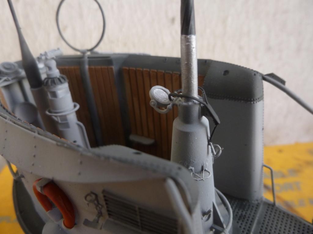 """U-Boot allemand U-69 et son équipage - Scale 75 série """"War front"""" - 1/35 - Résine - Page 2 P1050834"""