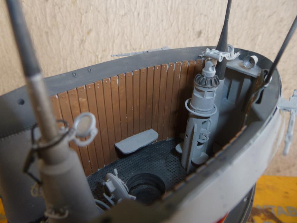 """U-Boot allemand U-69 et son équipage - Scale 75 série """"War front"""" - 1/35 - Résine - Page 2 P1050836"""
