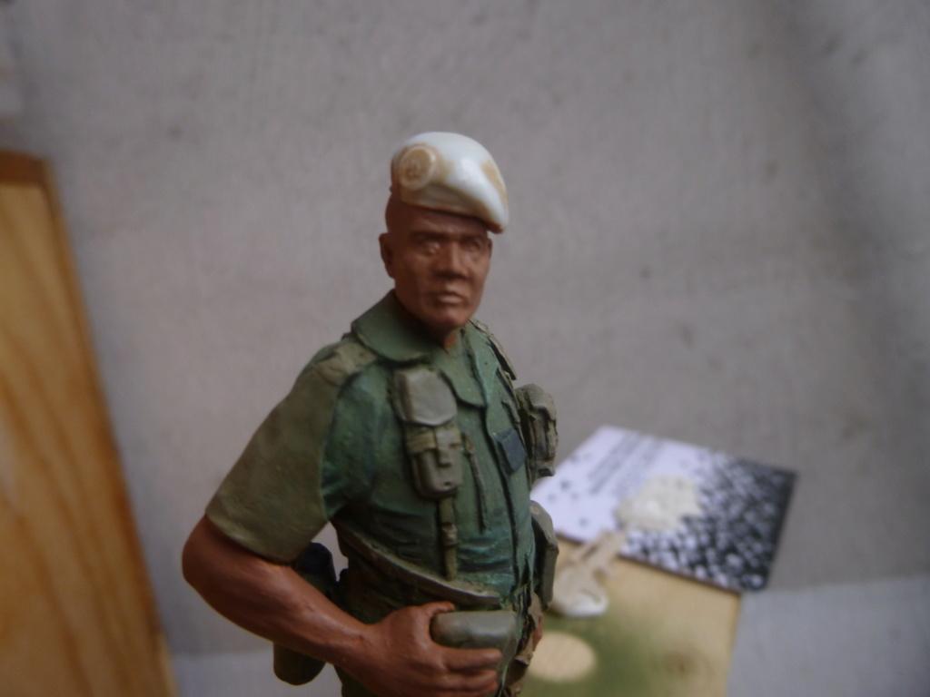 Soldat français -Beyrouth 1982- Atelier Maket 75mm P1050841
