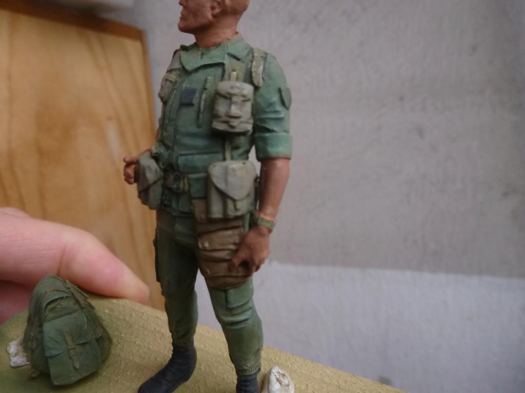 Soldat français -Beyrouth 1982- Atelier Maket 75mm P1050842
