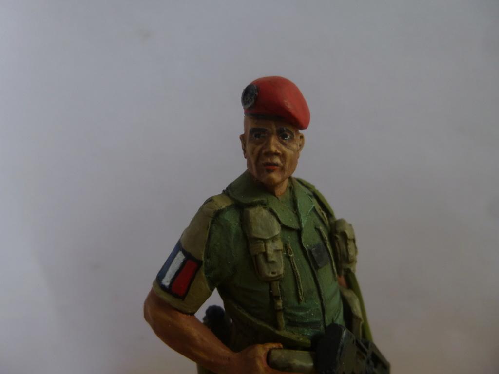 Soldat français -Beyrouth 1982- Atelier Maket 75mm P1050865