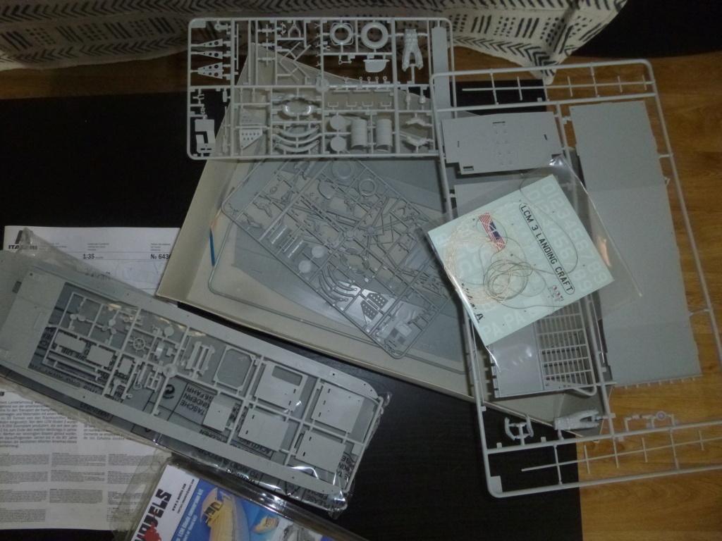 LCM/Dinassaut - Italeri/U-Models-1/35 P1060310