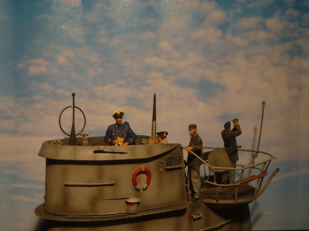 """U-Boot allemand U-69 et son équipage - Scale 75 série """"War front"""" - 1/35 - Résine - Page 4 P1060711"""