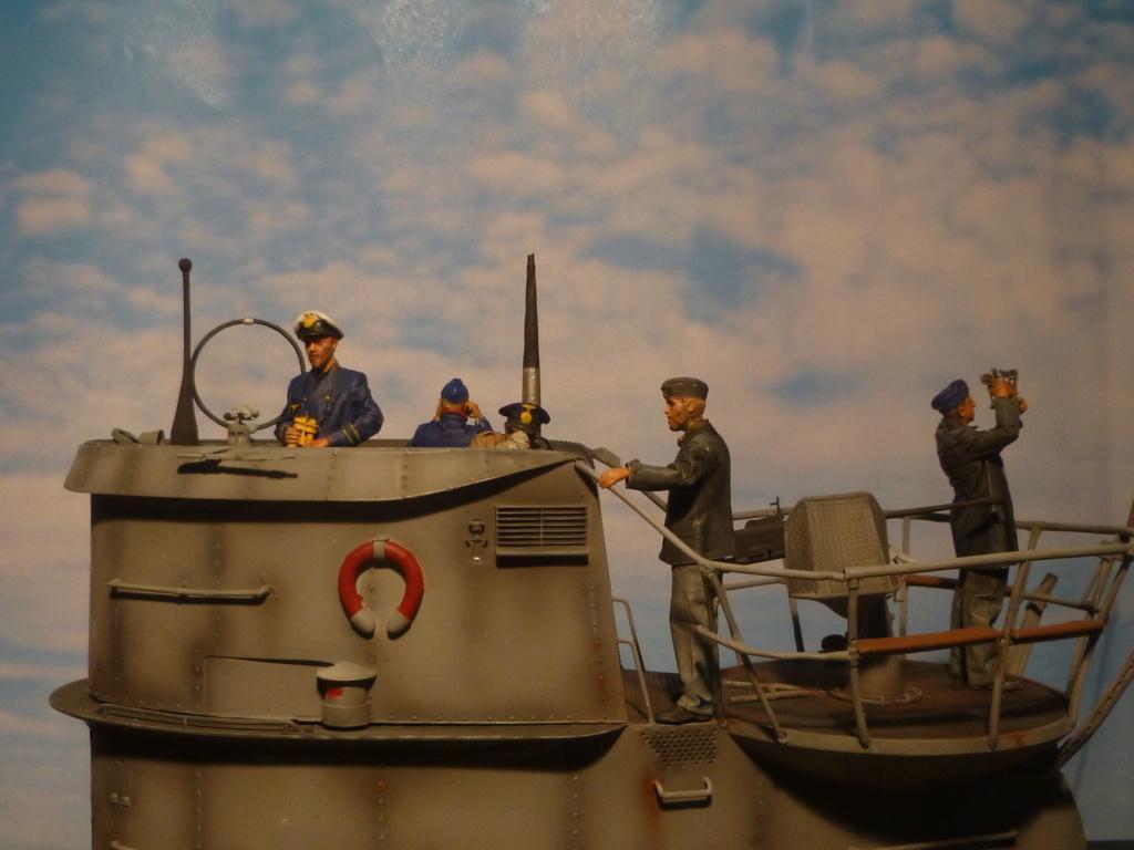 """U-Boot allemand U-69 et son équipage - Scale 75 série """"War front"""" - 1/35 - Résine - Page 4 P1060712"""