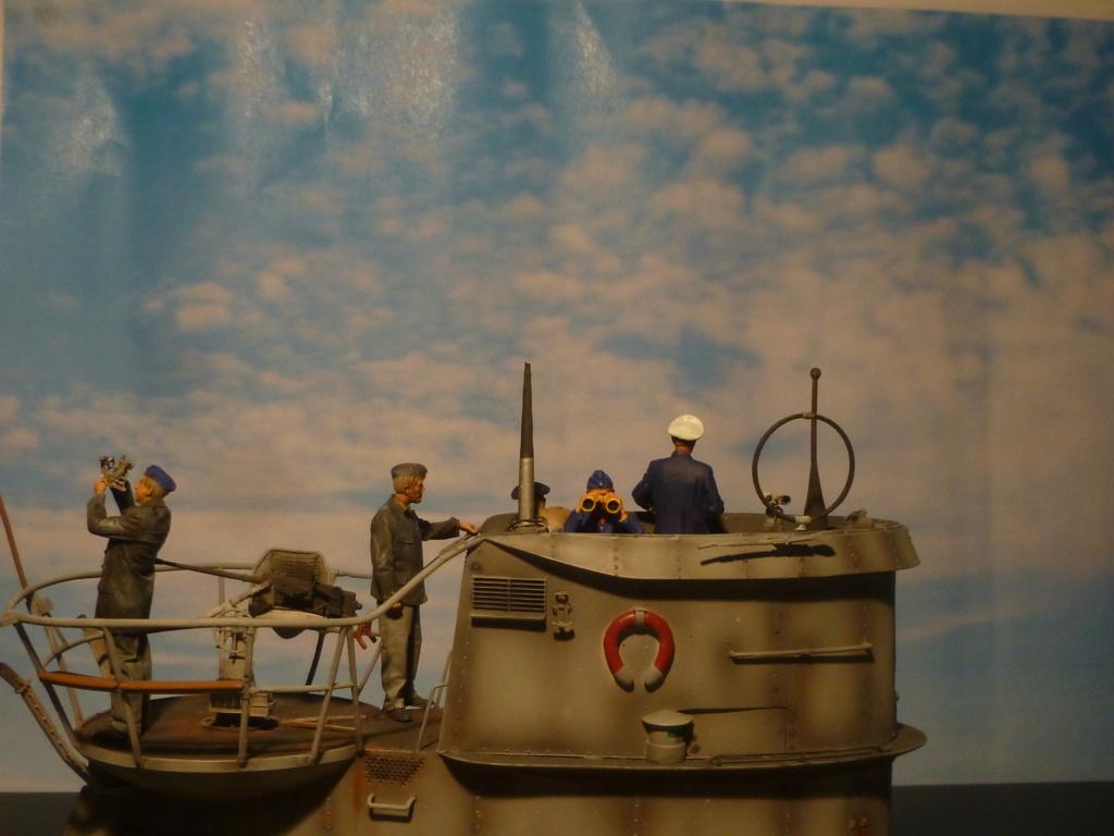 """U-Boot allemand U-69 et son équipage - Scale 75 série """"War front"""" - 1/35 - Résine - Page 4 P1060714"""