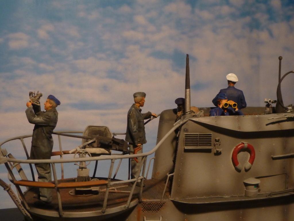 """U-Boot allemand U-69 et son équipage - Scale 75 série """"War front"""" - 1/35 - Résine - Page 4 P1060715"""