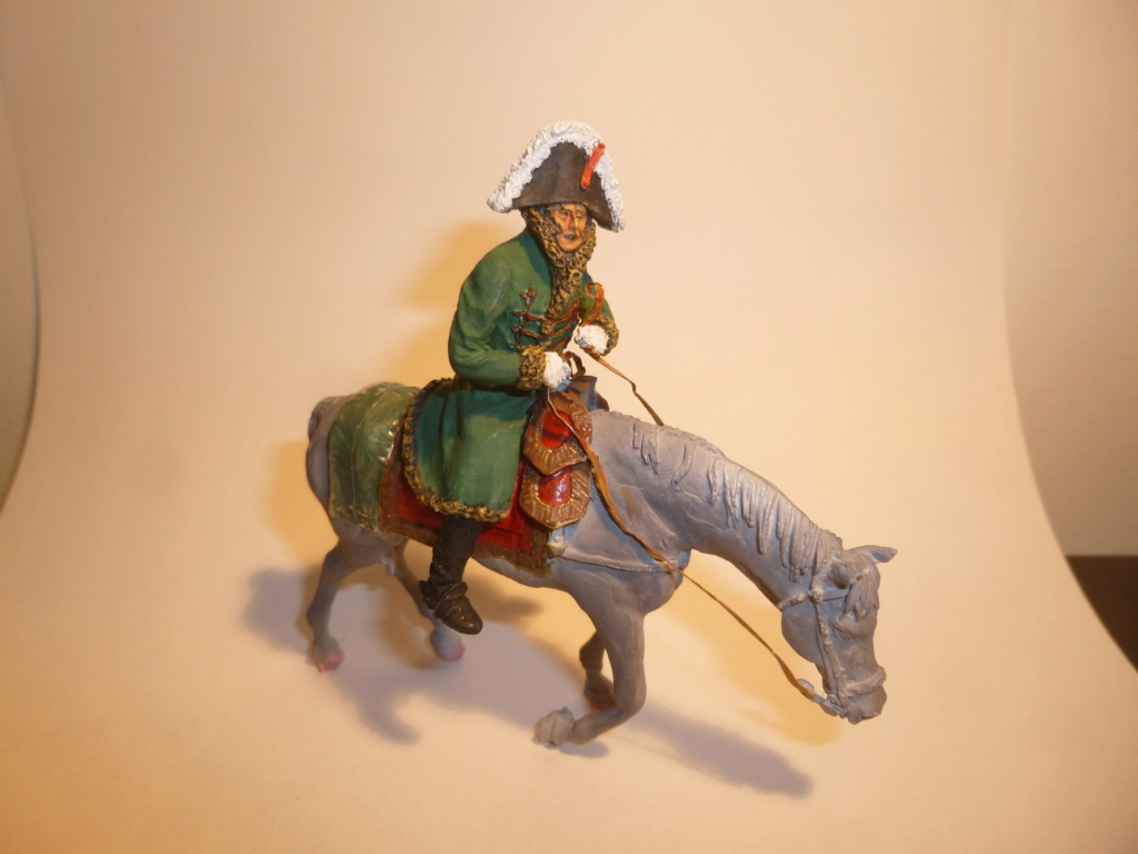 """Maréchal Ney Russie 1812 """"Bérézina """"54mm Black Hawk - Page 2 P1060718"""