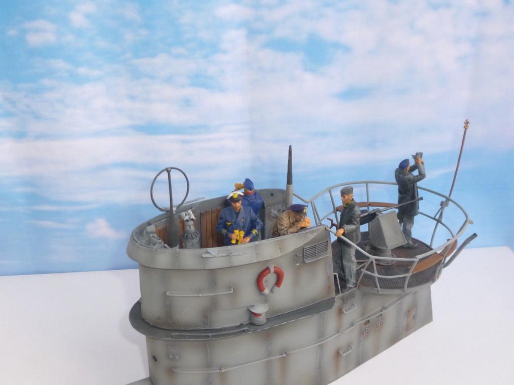 """U-Boot allemand U-69 et son équipage - Scale 75 série """"War front"""" - 1/35 - Résine - Page 4 P1060721"""