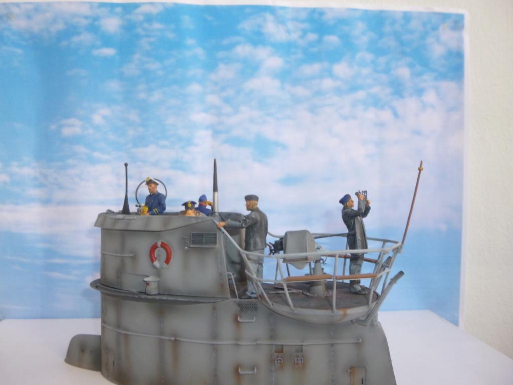 """U-Boot allemand U-69 et son équipage - Scale 75 série """"War front"""" - 1/35 - Résine - Page 4 P1060722"""