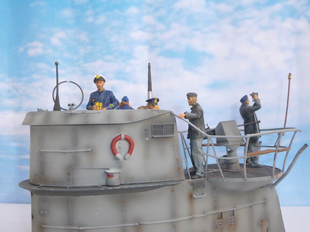 """U-Boot allemand U-69 et son équipage - Scale 75 série """"War front"""" - 1/35 - Résine - Page 4 P1060723"""