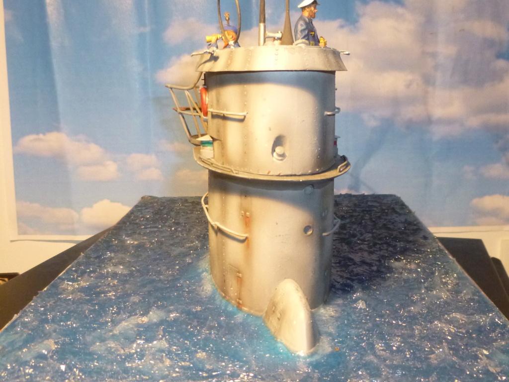 """U-Boot allemand U-69 et son équipage - Scale 75 série """"War front"""" - 1/35 - Résine - Page 5 P1060830"""