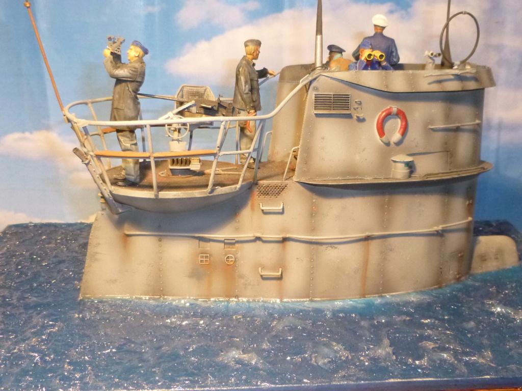 """U-Boot allemand U-69 et son équipage - Scale 75 série """"War front"""" - 1/35 - Résine - Page 5 P1060910"""