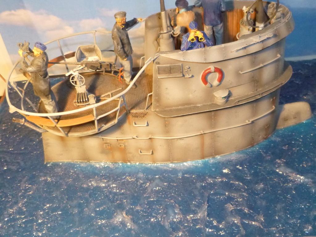"""U-Boot allemand U-69 et son équipage - Scale 75 série """"War front"""" - 1/35 - Résine - Page 5 P1060911"""