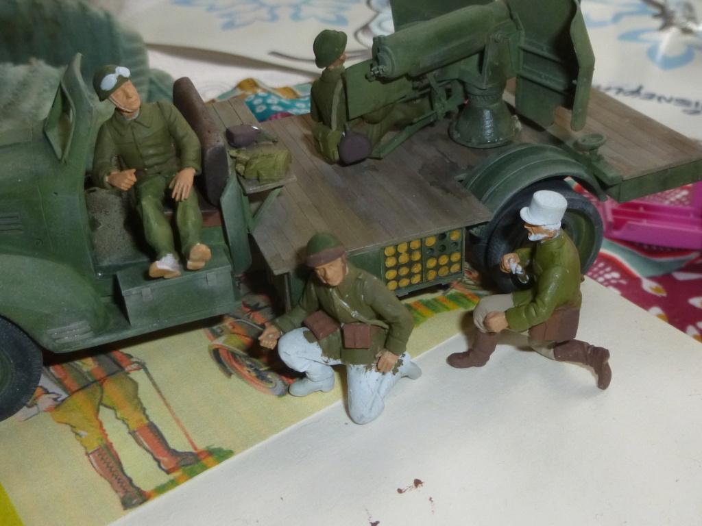 Groupe Spécial d'Artillerie-FFL-Tunisie 1942- camion Dodge canon 75MM -Azimut Productions - Page 3 P1060914