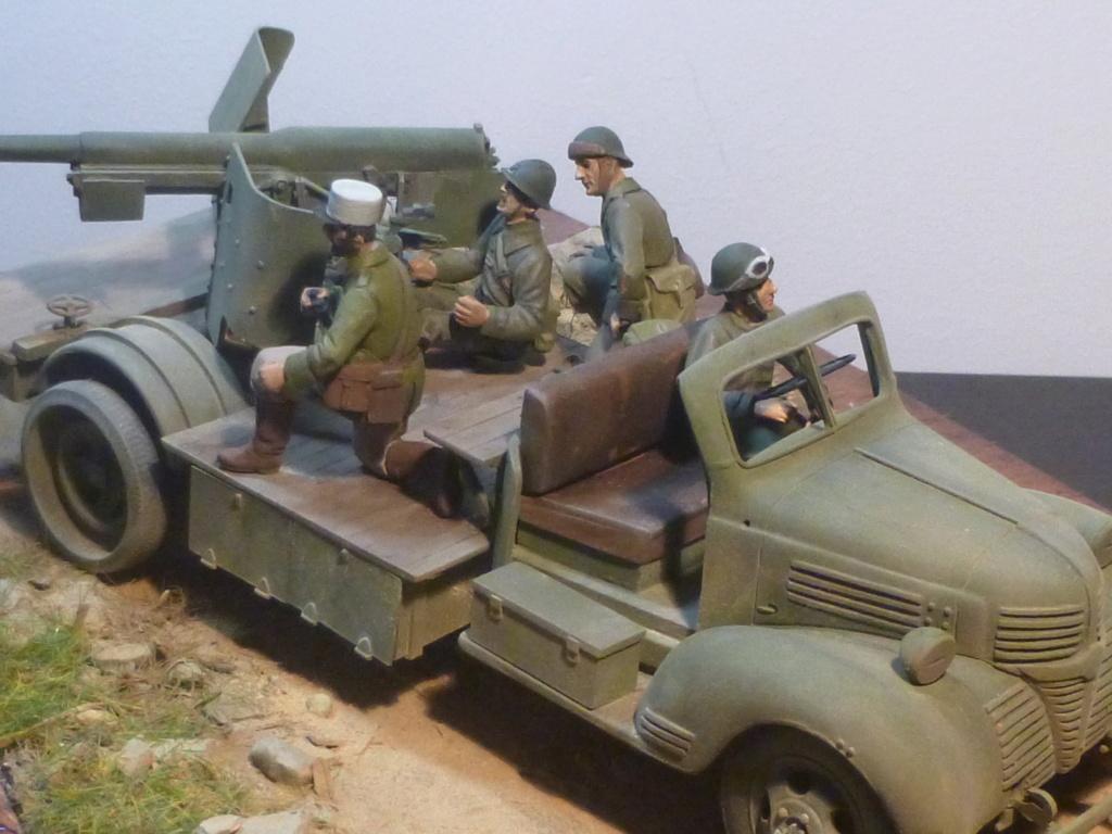 FFL GSA  camion Dodge -Tunisie 1942 - 1/35 Azimut Production P1070123