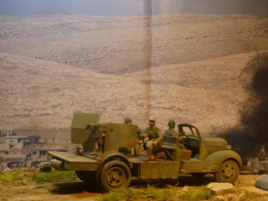 FFL GSA  camion Dodge -Tunisie 1942 - 1/35 Azimut Production P1070125
